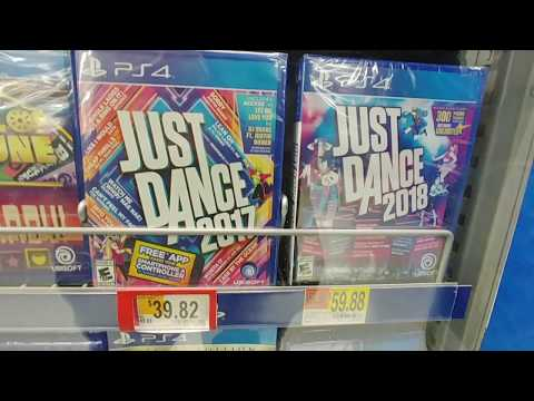 PS4 Games At Walmart 2018 - Part 2