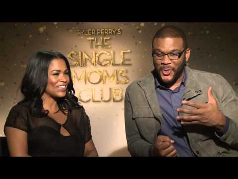 Tyler Perry´s The Single Moms Club: Tyler Perry & Nia Long Official Movie Interview