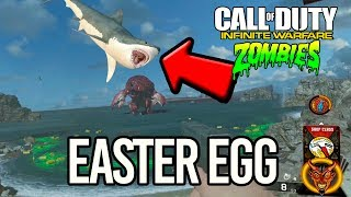IW Zombies: Radioactive Thing - Megalodon giant Shark! In this video we find the Megalodon easter egg in the new map from Infinity Ward.SUB TO JIMBOTHY -- ROAD TO 800K  http://bit.ly/SubToJimbothyFOLLOW ME ON TWITTER: http://twitter.com/TheJimbothyTWITCH TV: http://bit.ly/JimbothyOnTwitchART BY: https://twitter.com/LeittenArtLEITTEN'S WEBSITE: http://leittenart.weebly.com/This video features gameplay from the PS4 version of Call of Duty Black Ops 3 (2015). OTHER VIDEOS:BLACK OPS 2: DESTROY the PACK A PUNCH MACHINE Easter Egg! (WORLD RECORD) FIRST IN THE WORLD! : https://youtu.be/6LiEy-EaVrkZOMBIES CHRONICLES: I BROKE KINO EASTER EGG (UNLIMITED WALL WEAPONS): https://youtu.be/KYuRjt68-_wDLC 5: ORIGINS WUNDERWAFFE DG 2 EASTER EGG ZOMBIES CHRONICLES BLACK OPS 2 EASTER EGG! (WORLD RECORD):https://youtu.be/Zcmq8wXrq1U