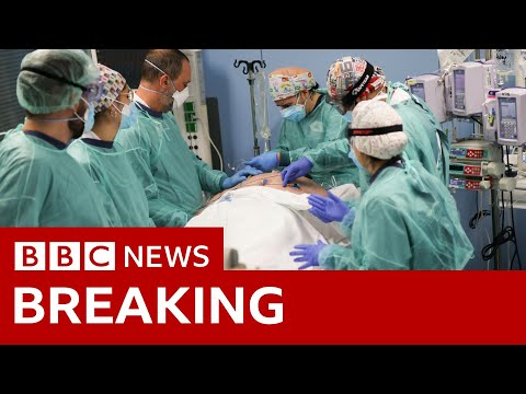 Coronavirus: UK deaths pass 100,000 - BBC News