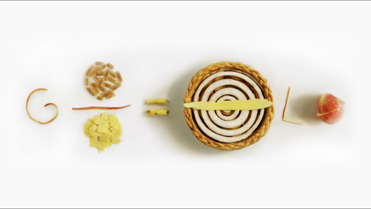 Behind the Doodle: 30th anniversary of Pi Day!