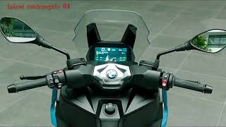 2. New BMW C400 X Scooter 2018-2019 New Reviews