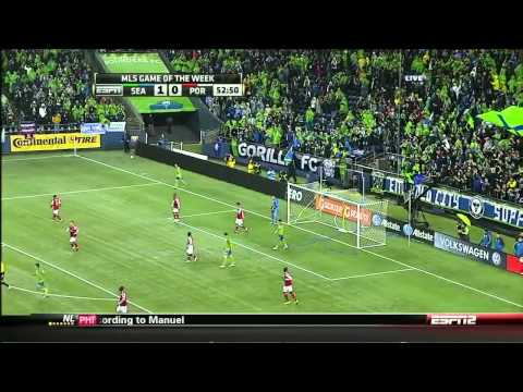 Seattle Sounders v. Portland Timbers (Condensed)
