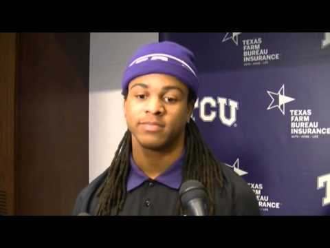 Jason Verrett Interview 11/26/2013 video.