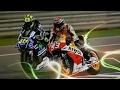 Rossi Vs Marquez Best Battle  Highlight Motogp