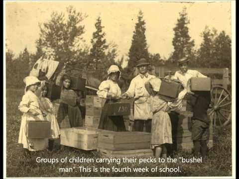 Child Labor in the United States, Early 1900's
