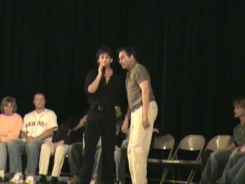 Event Hypnotist Bruce James - Comedy Stage Hypnotist