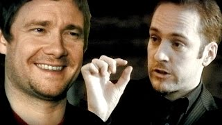 Martin Freeman, star of Sherlock, fails to deduce why he is so affected by the mystical crystals.For more subscribe to our channel - http://www.youtube.com/user/OfficialDerren