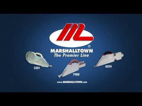 How to Fill a Marshalltown Banjo Taper