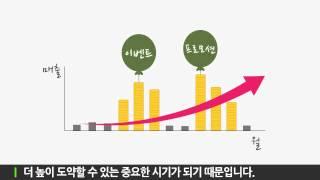 #1 성수기 광고 전략 1편 - 성수기 이벤트 전략