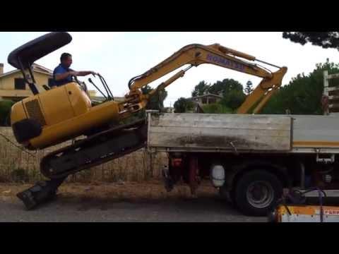 Fabio Mago Dell'escavatore видео