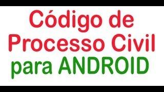Código de Processo Civil - CPC Vídeo YouTube