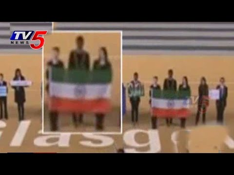 Indian flag disrespected in Glasgow Commonwealth Games : TV5 News