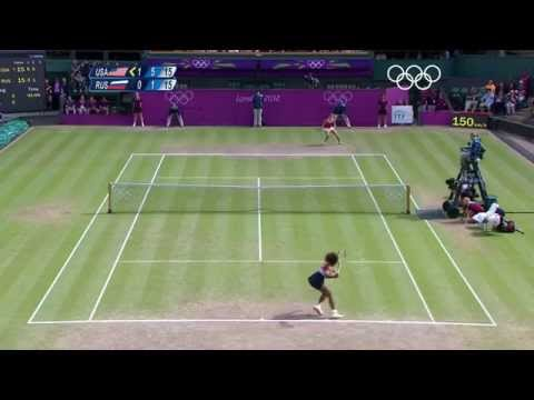 Women's Tennis Singles Finals – London 2012 Olympics