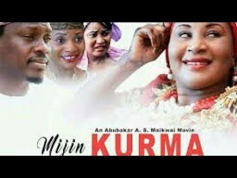 Latest Hausa film 2017 MIJIN KURMA 1& 2