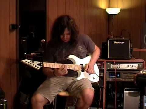 Roberto Vanni: Demo ESP M-II & Blackstar HT-1