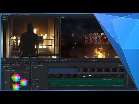 HitFilm 12.0 Overview