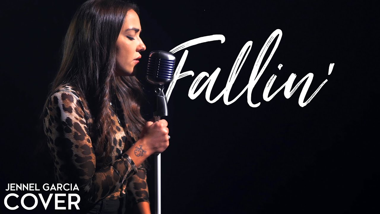 Fallin – Alicia Keys (Jennel Garcia acoustic guitar cover) – Alicia Keys, Fallin' Cover