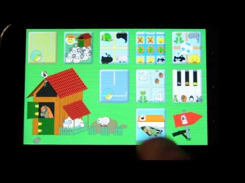 Video of Kids' Animal Games