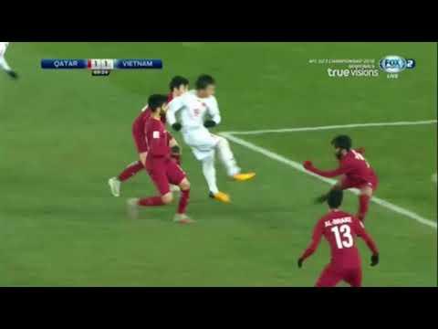 BLV Kênh FOX phát cuồng vì U23 Vn thắng Qatar - Thời lượng: 14:49.
