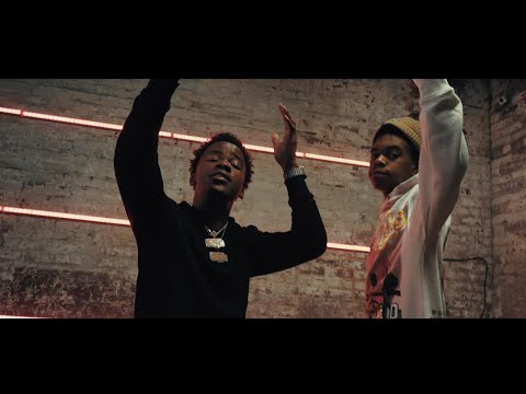 YXNG K.A - LIVING THE DREAM (feat. Lil Poppa) [Official Music Video]