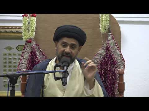 1441 AH – Rabi ul Sani – 1 – Shab – Majlis