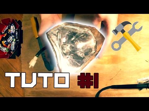 TUTO #1 : COMMENT AMÉLIORER SON PHARE MOTO