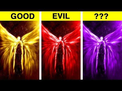 QUIZ What Type Of Spirit Follows You Around?