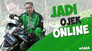 Video YOUTUBER JADI OJEK ONLINE !! MP3, 3GP, MP4, WEBM, AVI, FLV Januari 2019