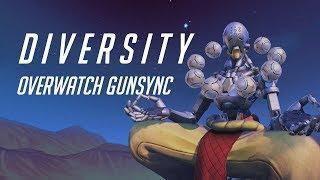 Overwatch Gun Sync -  Diversity by M2U