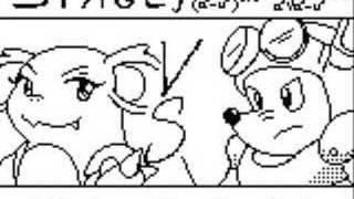 I thought this Flipnote of Nidorina in Brawl was cool.