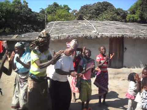 VIDEO MISSOES AFRICA Mocambique 2014