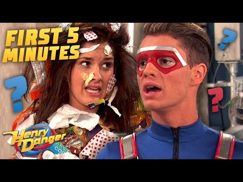 First 5 Minutes of Henry Danger's Final Season 😱 Ep. 1 | Henry Danger