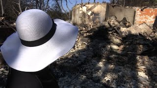 Napa Residents Come Home to Rubble, Devastation