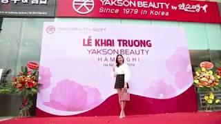 Khai trương cơ sở Yakson Beauty Hàm Nghi