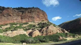 Rawlins (WY) United States  city photos : Greyhound bus trip through northern U.S.: (8) Wasatch Range Utah to Rawlins, Wyoming 2010-08-29