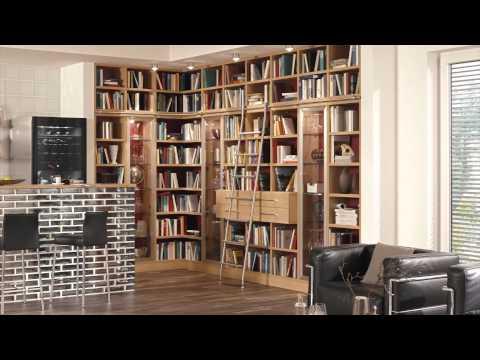 Bibliotheksleiter Vario