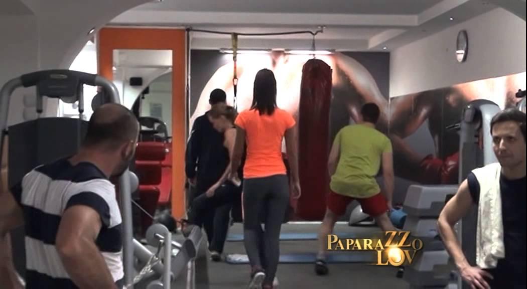 Jadranka Barjaktarovic znoji zgodno telo na treningu