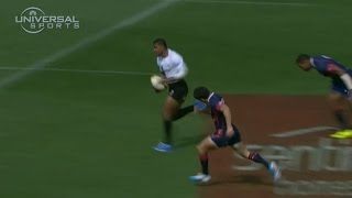 Fiji Beats USA In New Zealand Rugby 7's - Universal Sports