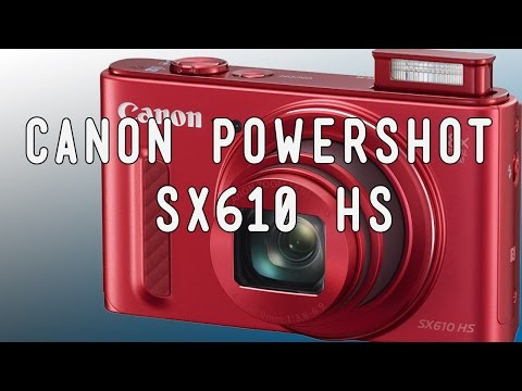 Test fotoaparata Canon PowerShot SX610 HS