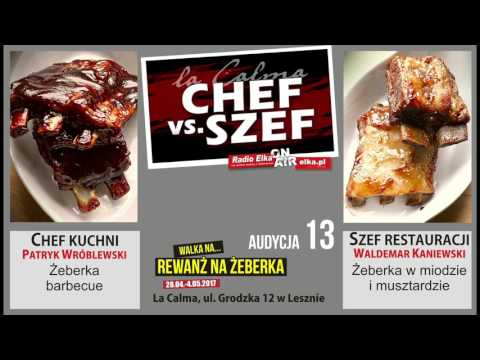 Wideo1: Chef vs Szef 13 - rewanż na żeberka