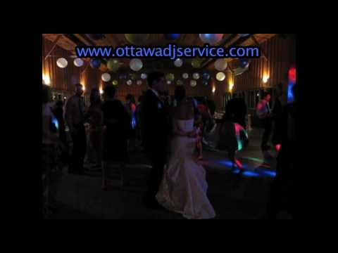 Saunders Farm Wedding Reception - Ottawa DJ Service Reviews.mov