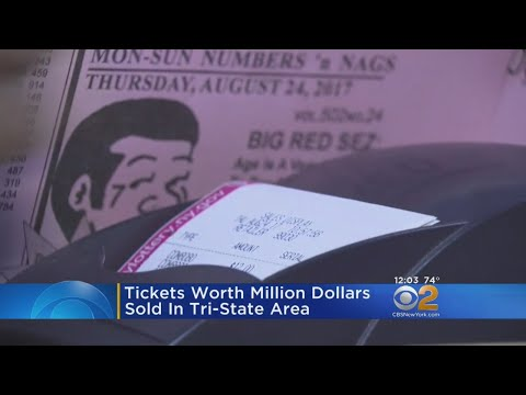 $1 Million Winning Tickets Sold In Tri-State Area