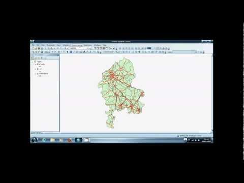 ArcGIS 10 Tutorial - Intersect
