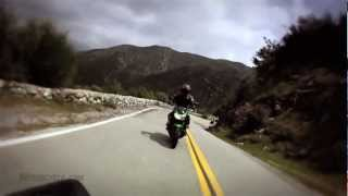 7. 2011 Streetfighter Motorcycle Shootout - Honda CB1000R vs. Kawasaki Z1000 vs. Triumph Speed Triple