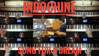 Song for a Dream [ Drum & Keyboard ] - Indochine - J'cover