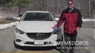 Ramsey Mazda - 2014 Mazda6 Test Drive