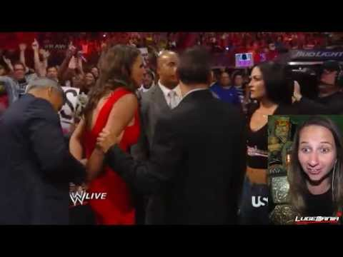 stephanie - WWE Raw 7/21/14 Stephanie McMahon ARRESTED Live Commentary/Live Reactions/LugeMania Monday Night Raw July 21, 2014 Follow me @lugeyps3 on Twitter/Instagram https://twitter.com/lugeyps3 -...