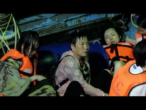 Ταϊλάνδη: Ναυάγιο τουριστικού σκάφους στο Πουκέτ