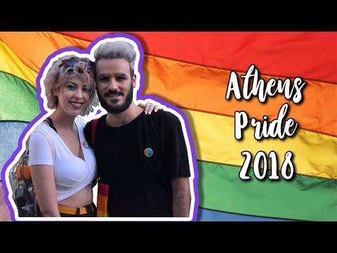 ΟΛΑ ΟΣΑ ΕΓΙΝΑΝ ΣΤΟ Athens Pride 2018 | The Carrot Tards